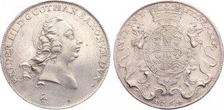 Konventionstaler 1764 Sachsen-Gotha-Altenb...