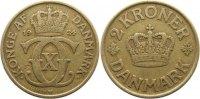 2 Kronen 1924 Dänemark Christian X. 1912-1947. sehr schön  175,00 EUR  +  4,50 EUR shipping