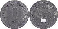 1 Reichspfennig 1945  E Drittes Reich Kursmünzen 1933-1945. selten, fle... 75,00 EUR  zzgl. 3,50 EUR Versand