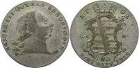 1/8 Konventionstaler 1761  LC Sachsen-Gotha-Altenburg Friedrich III. 17... 80,00 EUR  +  4,50 EUR shipping