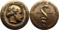 Große Bronzegussmedaille 1 1969 Universitäten Budapest vorzüglich  135,00 EUR  +  4,50 EUR shipping