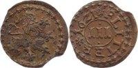 Kipper Cu 3 Flitter 1621 Braunschweig-Wolfenbüttel Kippermünzen im Gebi... 25,00 EUR  zzgl. 3,50 EUR Versand