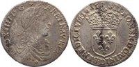 1/12 Ècu au buste juvénile 16 1661  D Frankreich Ludwig XIV. 1643-1715.... 85,00 EUR  zzgl. 3,50 EUR Versand