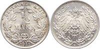 1/2 Mark 1911  E Kleinmünzen  fast Stempelglanz  75,00 EUR  +  4,50 EUR shipping