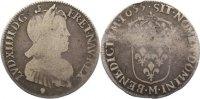 1/4 Écu à la mèche longue 165 1655  M Frankreich Ludwig XIV. 1643-1715.... 225,00 EUR  zzgl. 3,50 EUR Versand