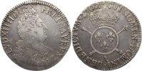 1/2 Ecu aux insignes 1702  A Frankreich Ludwig XIV. 1643-1715. fast seh... 125,00 EUR  zzgl. 3,50 EUR Versand
