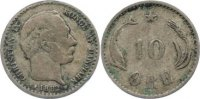 10 Öre 1 1882  CS Dänemark Christian IX. 1863-1906. selten, schön  40,00 EUR  zzgl. 3,50 EUR Versand