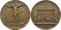 Bronzemedaille 1930 Münchner Medailleure Goetz, Karl vorzüglich  125,00 EUR  zzgl. 3,50 EUR Versand