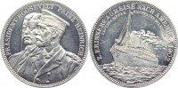 Silbermedaille 1902 Brandenburg-Preußen Wilhelm II. 1888-1918. vorzügli... 175,00 EUR