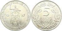 5 Reichsmark 1925  F Weimarer Republik Gedenkmünzen 1918-1933. vorzügli... 150,00 EUR  zzgl. 3,50 EUR Versand