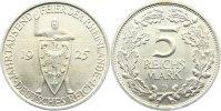 5 Reichsmark 1925  D Weimarer Republik Gedenkmünzen 1918-1933. kl. Krat... 115,00 EUR  +  4,50 EUR shipping