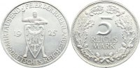 5 Reichsmark 1925  A Weimarer Republik Kursmünzen 1918-1933. leicht ber... 100,00 EUR  +  4,50 EUR shipping