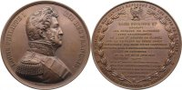 Frankreich Bronzemedaille 1840 fast vorzg...