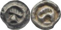 Hohlpfennig 1335-1400 Hohnstein Zeit der Hohlpfennige ca. 1335-1400. Ra... 100,00 EUR  +  4,50 EUR shipping