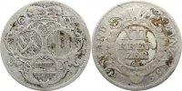 12 Kreuzer 1755  GW Wied-Neuwied Johann Friedrich Alexander 1737-1791. ... 95,00 EUR  zzgl. 3,50 EUR Versand