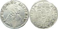 2/3 Taler 1690 Sachsen-Eisenach Johann Georg II. 1686-1698. kl. Prägesc... 125,00 EUR  +  4,50 EUR shipping