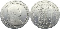 Piastra (120 Grana) 1786  BP Italien-Neapel und Sizilien Ferdinand IV. ... 110,00 EUR  +  4,50 EUR shipping