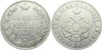 Rubel 1847  MW Russland Nikolaus I. 1825-1855. Kratzer, knappes sehr sc... 195,00 EUR  +  4,50 EUR shipping