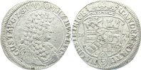 2/3 Taler 1678 Sayn-Wittgenstein-Hohenstein Gustav 1657-1701. kl. Schrö... 185,00 EUR  zzgl. 3,50 EUR Versand