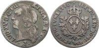 1/20 d'écu au bandeau (6 Sols) 1 1770 Frankreich Ludwig XV. 1715-1774. ... 245,00 EUR  +  4,50 EUR shipping