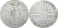 20 Kreuzer 1793 Schweiz-Luzern  sehr schön  95,00 EUR  +  4,50 EUR shipping