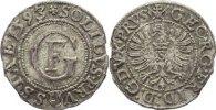 Schilling 1593 Preußen, Herzogtum (Ostpreußen) Georg Friedrich als Admi... 170,00 EUR  +  4,50 EUR shipping