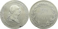 Taler 1819 Hessen-Kassel Wilhelm I. 1803-1821. Schrötlingsfehler am Ran... 75,00 EUR  +  4,50 EUR shipping
