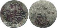 6 Pfennige 1760  FS Sachsen-Weimar-Eisenach Anna Amalia 1758-1775. fast... 20,00 EUR  zzgl. 3,50 EUR Versand