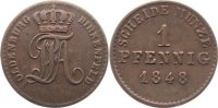 Oldenburg Cu Pfennig 1848 ...