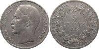 5 Francs 1852  A Frankreich Napoleon III. 1852-1870. Randfehler, sehr s... 55,00 EUR  zzgl. 3,50 EUR Versand