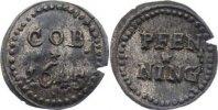 Pfennig 1645 Sachsen-Coburg Ernst der Fromme 1640-1675. selten, kl. Ran... 345,00 EUR  +  4,50 EUR shipping