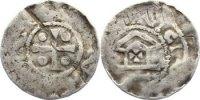 Obol 983-1002 Mainz, Königliche Münzstätte Otto III. 983-1002. selten, ... 195,00 EUR  zzgl. 3,50 EUR Versand