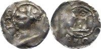 Pfennig  1002-1024 Mainz, Königliche Münzstätte Heinrich II., der Heili... 175,00 EUR  +  4,50 EUR shipping