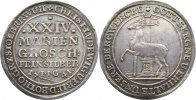 Ausbeute 24 Mariengroschen 1741 Stolberg-Stolberg Christoph Ludwig und ... 395,00 EUR free shipping