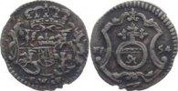 Pfennig 1754  FW Sachsen-Albertinische Linie Friedrich August II. 1733-... 15,00 EUR  zzgl. 1,00 EUR Versand