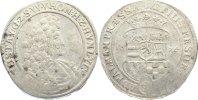 2/3 Taler 1676 Sayn-Wittgenstein-Hohenstein Gustav 1657-1701. kl. Präge... 195,00 EUR  zzgl. 3,50 EUR Versand
