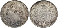 Gro&szlig;britannien Shilling 1821 leichte Patina, vorz&uuml;glich - Stempelglanz G... 225,00 EUR 
