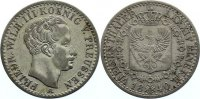 Brandenburg-Preu&szlig;en 1/6 Taler 1840 A sehr sch&ouml;n Friedrich Wilhelm III. 1... 25,00 EUR inkl. gesetzl. MwSt., zzgl. 3,50 EUR Versand