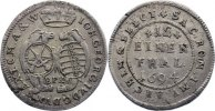 Sachsen-Albertinische Linie 1/12 Taler 1694 sehr sch&ouml;n Johann Georg IV. ... 20,00 EUR inkl. gesetzl. MwSt., zzgl. 3,50 EUR Versand