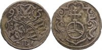 Sachsen-Albertinische Linie Dreier 1595 sehr sch&ouml;n Christian II. und sei... 30,00 EUR inkl. gesetzl. MwSt., zzgl. 3,50 EUR Versand