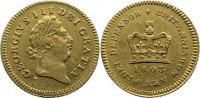 Gro&szlig;britannien 1/3 Guinea 1803 Gold, sehr sch&ouml;n + George III. 1760-1820. 350,00 EUR 