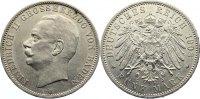 5 Mark 1908  G Baden Friedrich II. 1907-1918. fast vorzüglich  /  vorzü... 90,00 EUR  zzgl. 3,50 EUR Versand