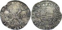 Patagon 1642 Belgien-Brabant Philipp IV. von Spanien 1621-1665. sehr se... 475,00 EUR kostenloser Versand