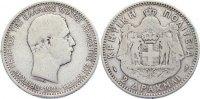 2 Drachmen 1901 Kreta George 1898-1906. schön - sehr schön  110,00 EUR  zzgl. 3,50 EUR Versand