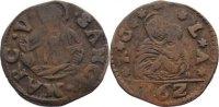 Cu Bezzone da 6 Bagattini  1659-1675 Italien-Venedig Domenico Contarini... 100,00 EUR  +  4,50 EUR shipping