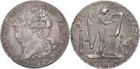 Écu de 6 livres 1 1792  I Frankreich Ludwig XVI. 1774-1793. leicht just... 395,00 EUR free shipping