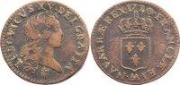 Liard au buste enfantin 1720  AA Frankreich Ludwig XV. 1715-1774. selte... 90,00 EUR  +  4,50 EUR shipping
