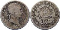 2 Francs 1812  B Frankreich Napoleon I. 1804-1814, 1815. schön  95,00 EUR  +  4,50 EUR shipping
