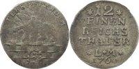 1/12 Taler 1760  LM Anhalt-Bernburg Victor Friedrich 1721-1765. sehr sc... 75,00 EUR  +  4,50 EUR shipping