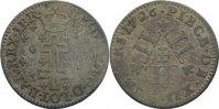 12 Deniers 1726 Lothringen, Herzogtum Leopold I. Karl Joseph 1697-1729.... 75,00 EUR  zzgl. 3,50 EUR Versand